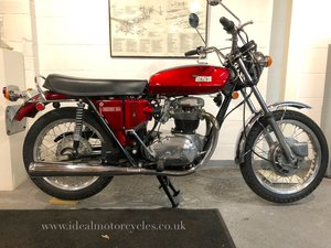 1972 1974 BSA A65 Lightning SOLD