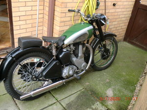 1953 BSA B31 RIGID 1950s For Sale