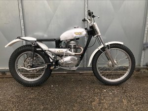 1965 BSA C15 TRIALS BIKE PRE 65 ALLOY BARREL VERY CAPABLE MACHINE