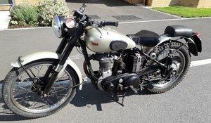 1958 1955 BSA 500cc for auction February 15th