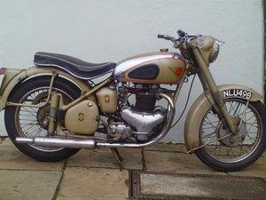 1953 BSA A10 GOLDEN
