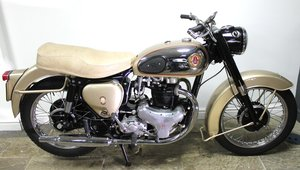 1959 BSA A10 Gold Flash 650 cc Twin Last owner since 1989 For Sale