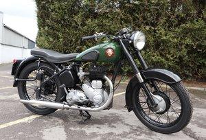1958 BSA M21 600cc Single Plunger  For Sale