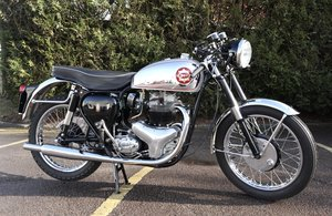 1956 BSA RGS Replica 650cc Fully restored