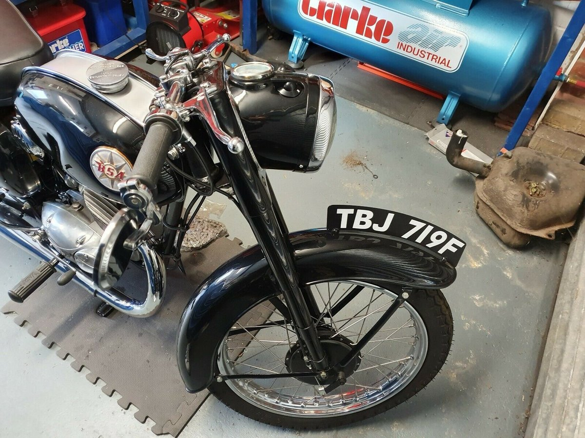 1968 BSA Bantam d14/4     *** NOW SOLD*** For Sale (picture 1 of 6)
