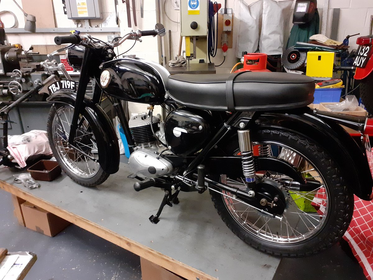 1968 BSA Bantam d14/4     *** NOW SOLD*** For Sale (picture 4 of 6)
