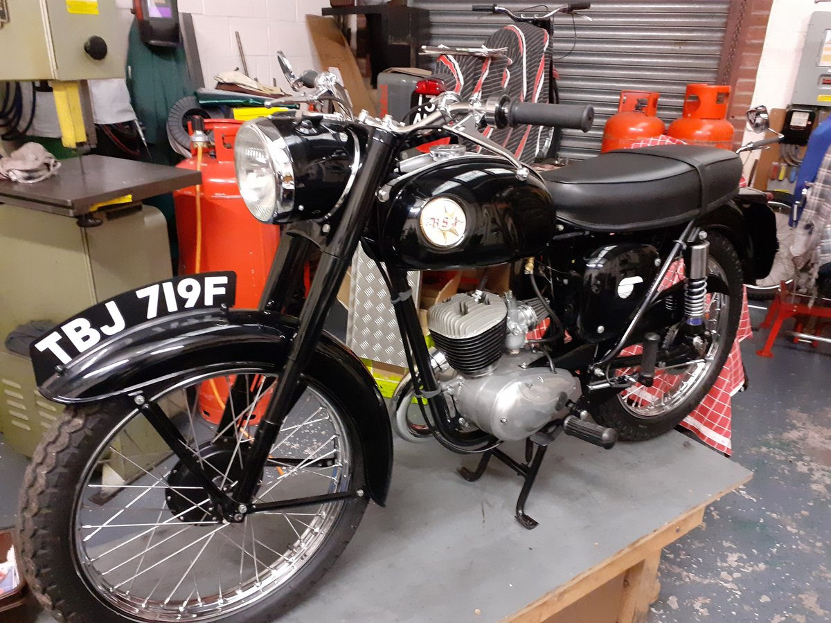 1968 BSA Bantam d14/4     *** NOW SOLD*** For Sale (picture 5 of 6)