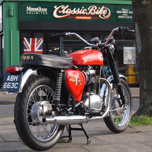 1965 BSA A65 650 Hornet Replica, RESERVED FOR PAUL. SOLD