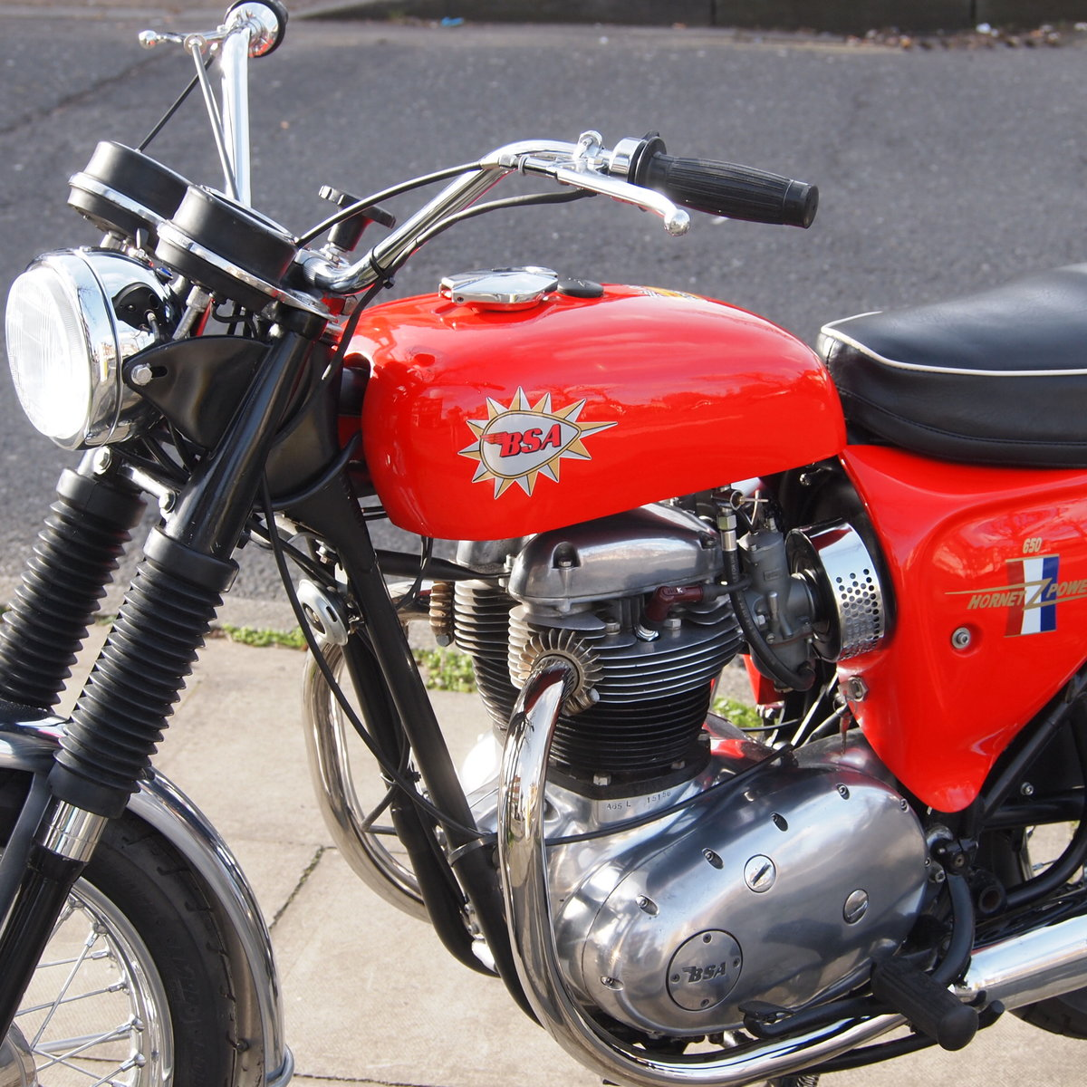 1965 BSA A65 650 Hornet Replica, RESERVED FOR PAUL. SOLD (picture 2 of 6)