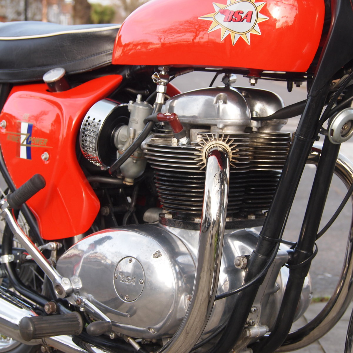 1965 BSA A65 650 Hornet Replica, RESERVED FOR PAUL. SOLD (picture 3 of 6)