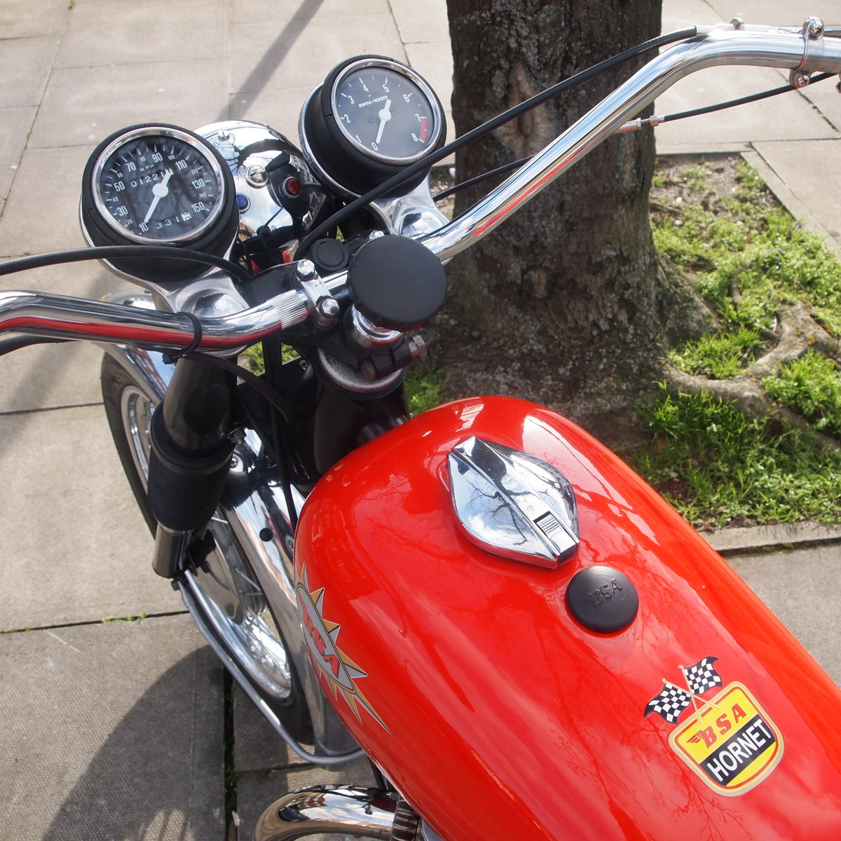 1965 BSA A65 650 Hornet Replica, RESERVED FOR PAUL. SOLD (picture 4 of 6)