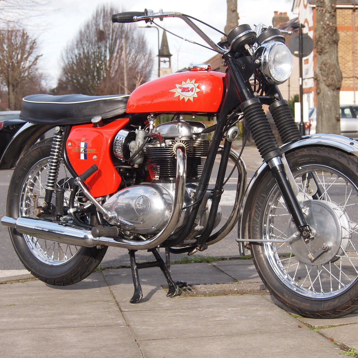 1965 BSA A65 650 Hornet Replica, RESERVED FOR PAUL. SOLD (picture 5 of 6)