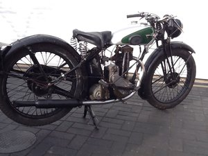 1936 BSA  XO150 For Sale