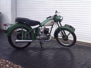 1958 BSA Bantam D1 For Sale