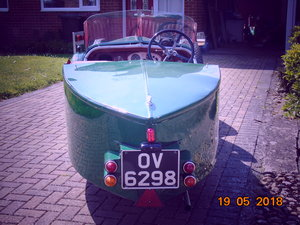 BSA v twin 3 wheeler