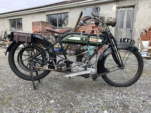 1913 BSA Model C For Sale by Auction