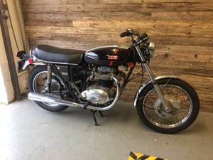 1971 BSA LIGHNING READY TO RIDE