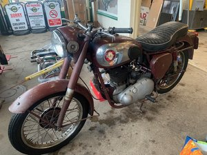 1955 BSA B31 SOLD by Auction