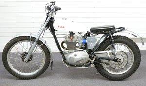 1961 BSA C15 trails For Sale by Auction