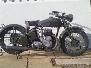 1944 BSA M20 WD
