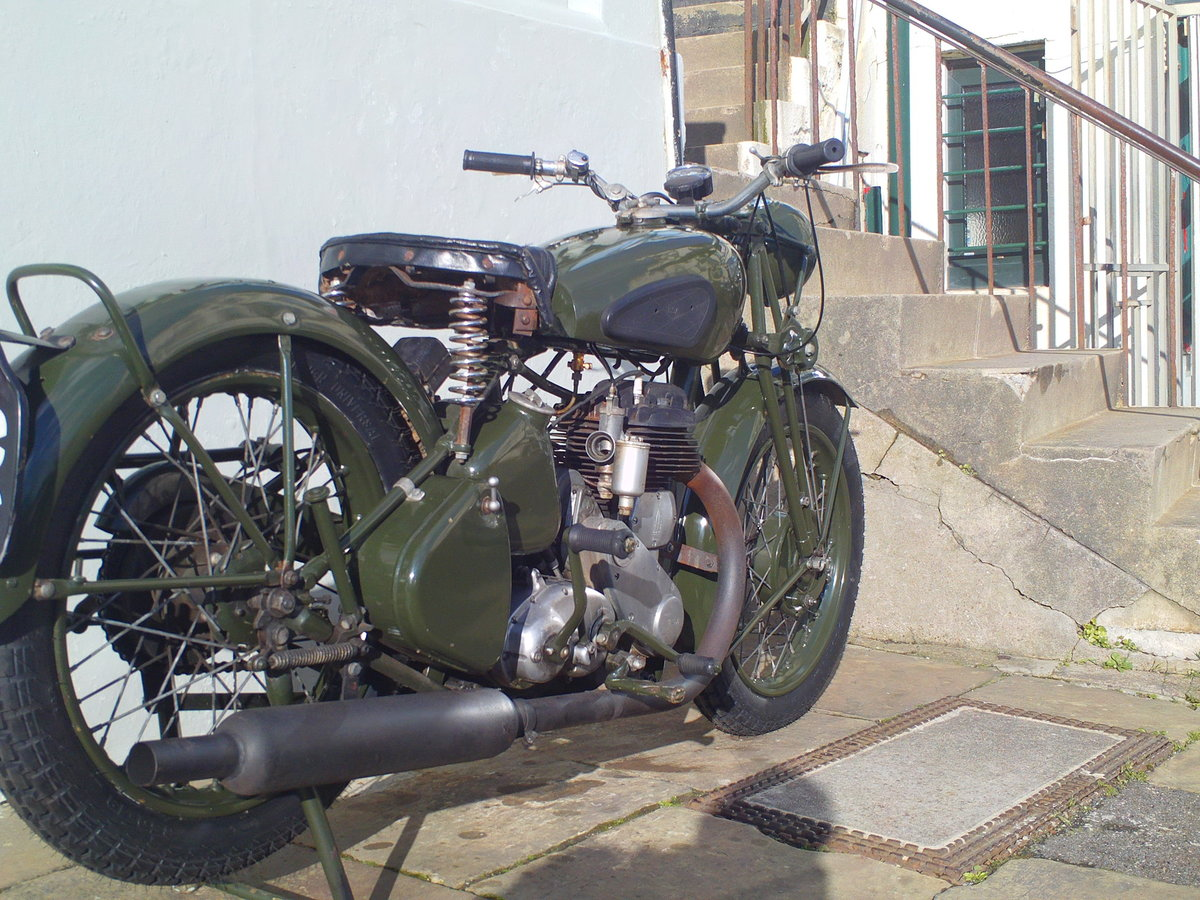 1944 BSA M20 WD SOLD (picture 2 of 6)