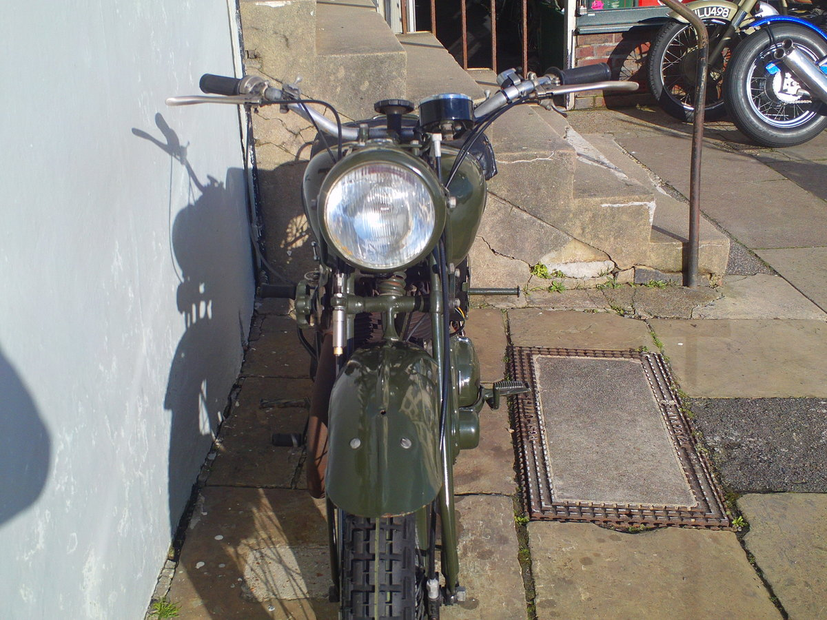 1944 BSA M20 WD SOLD (picture 6 of 6)