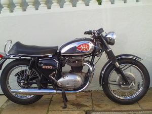 1970 BSA A65 THUNDERBOLT  SOLD
