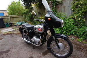 1959 BSA GOLD FLASH