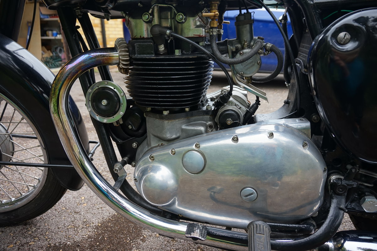 1959 BSA GOLD FLASH  For Sale (picture 5 of 6)
