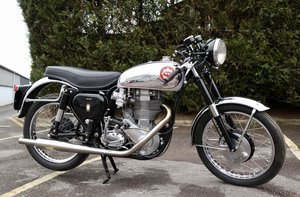 BSA Gold Star DBD34 500cc 1956