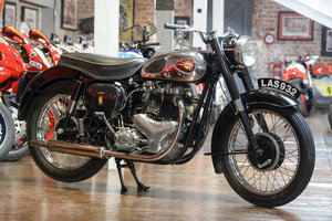 BSA Gold Flash A10 650 Original Classic