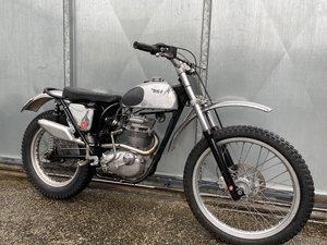 1969 BSA C15 TRAIL BIKE PRE 65 TRIALS ROAD REGD WITH V5 £4295