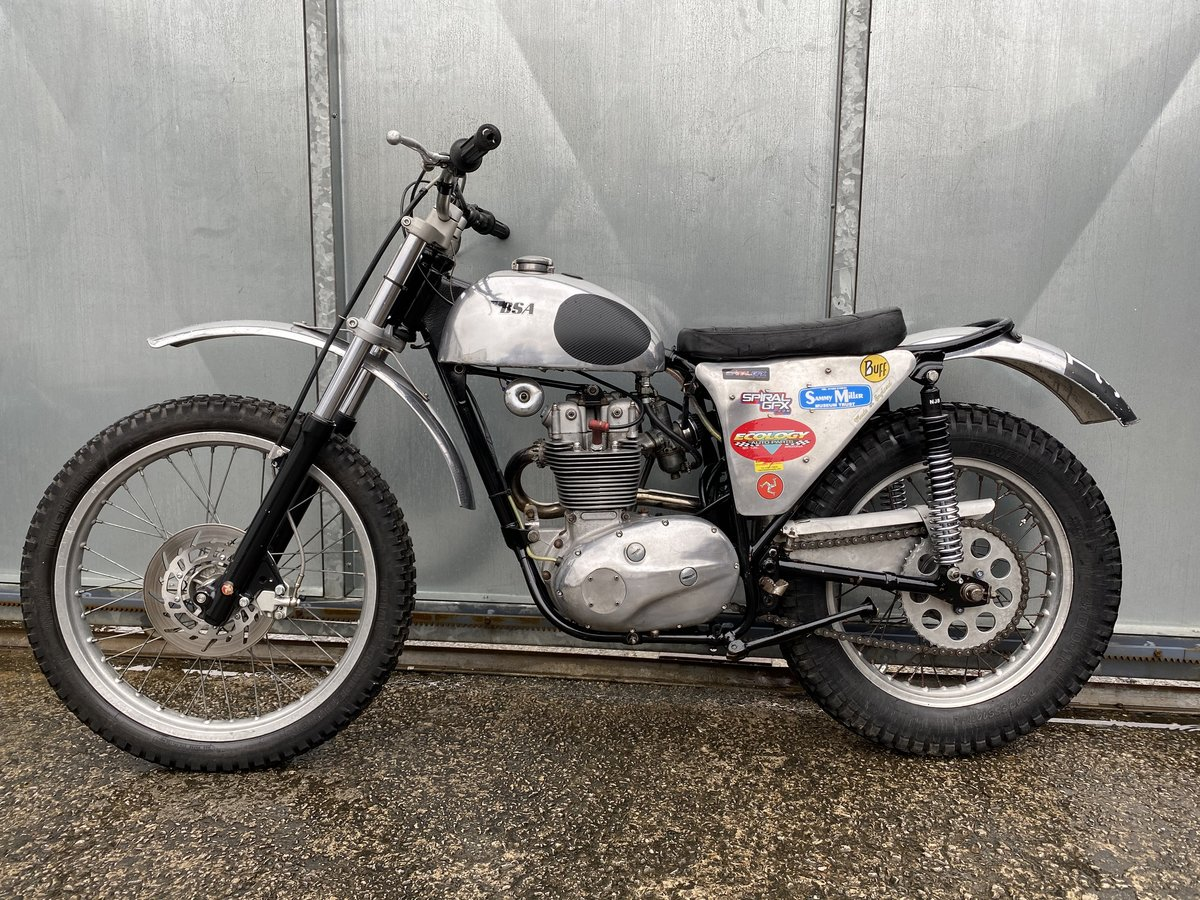 1969 BSA C15 TRAIL BIKE PRE 65 TRIALS ROAD REGD WITH V5 £4295  For Sale (picture 5 of 6)