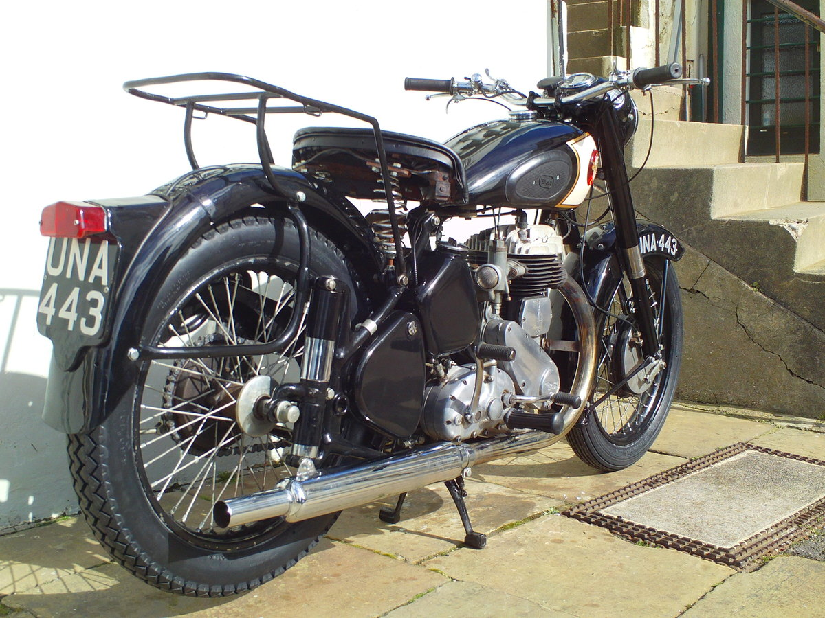 1955 BSA M21  SOLD (picture 2 of 6)