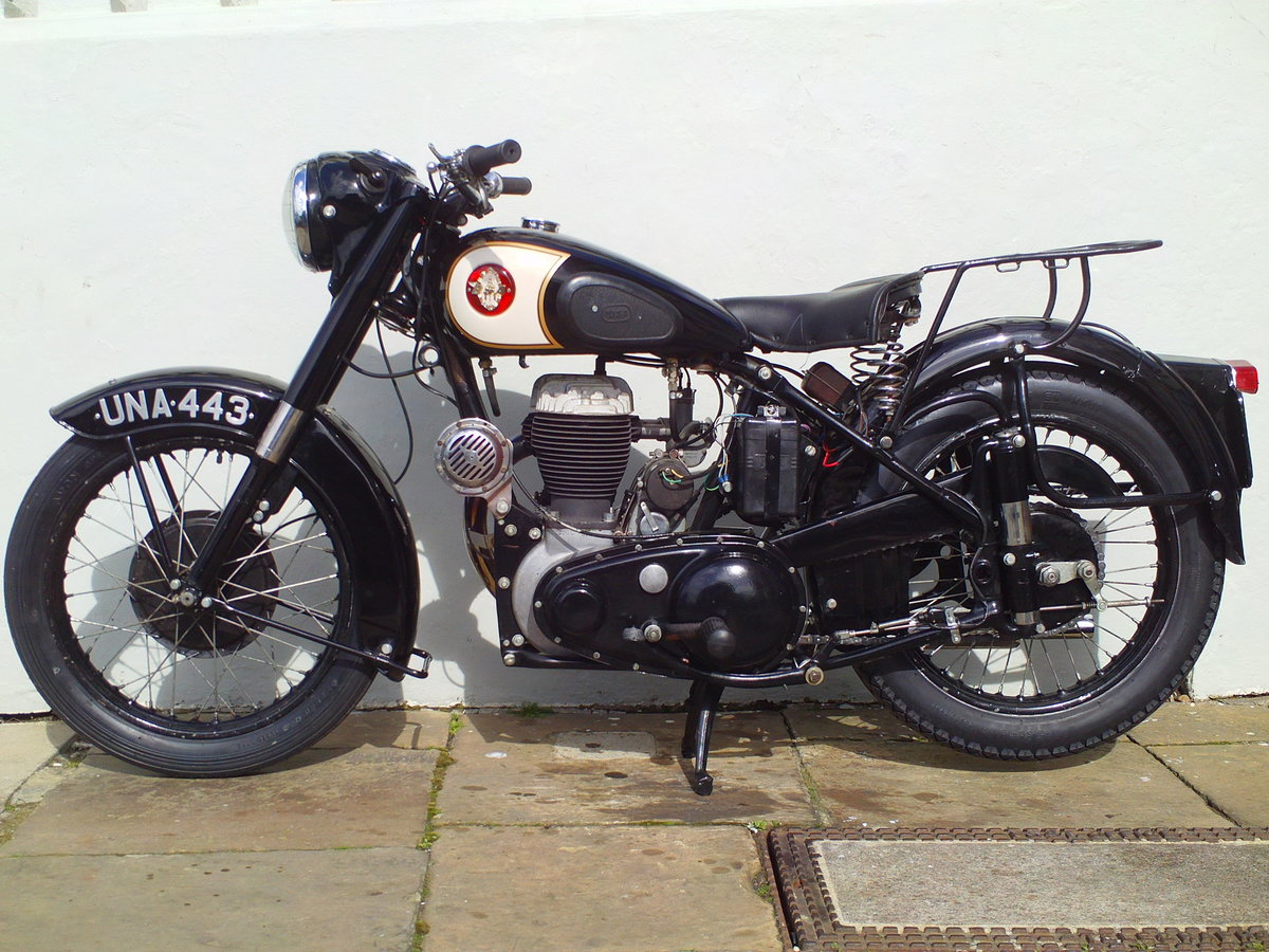 1955 BSA M21  SOLD (picture 3 of 6)