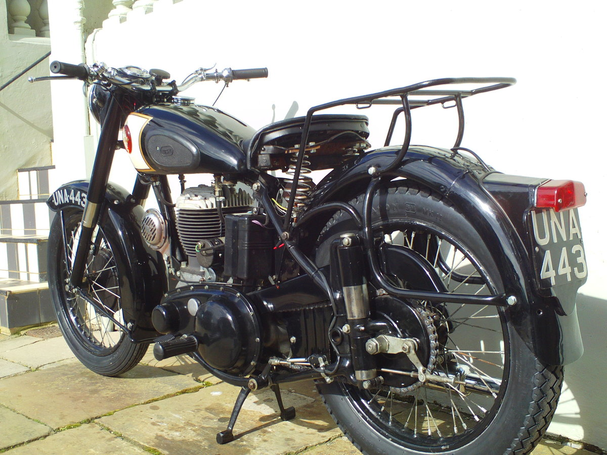 1955 BSA M21  SOLD (picture 4 of 6)