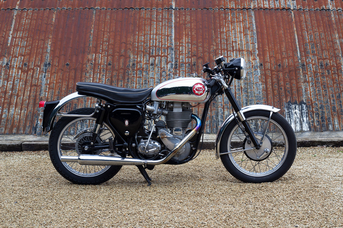 1956 BSA Gold Star - Electric Start For Sale (picture 2 of 6)