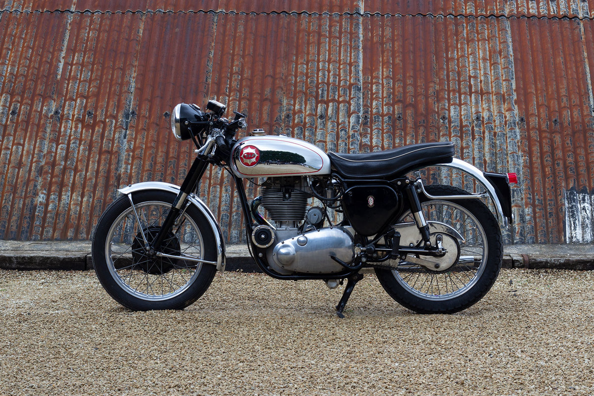 1956 BSA Gold Star - Electric Start For Sale (picture 3 of 6)