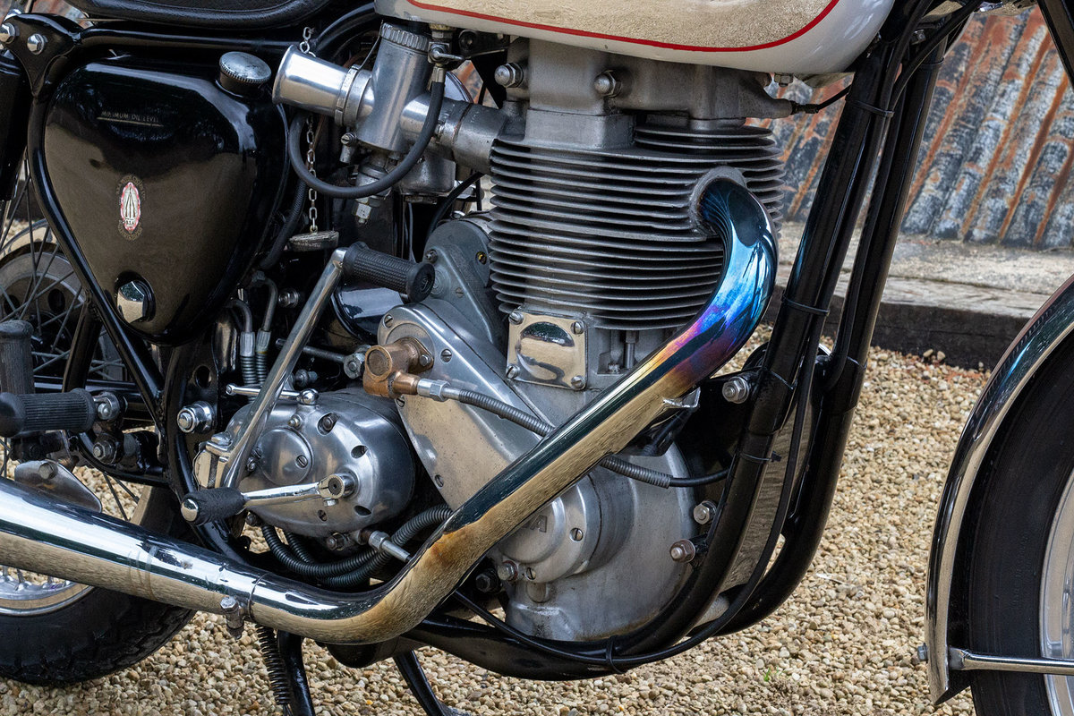 1956 BSA Gold Star - Electric Start For Sale (picture 5 of 6)