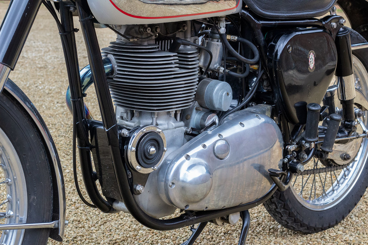 1956 BSA Gold Star - Electric Start For Sale (picture 6 of 6)
