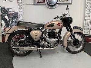 1962 BSA Gold Flash 650cc