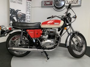 Picture of 1973  BSA Lightning 750cc