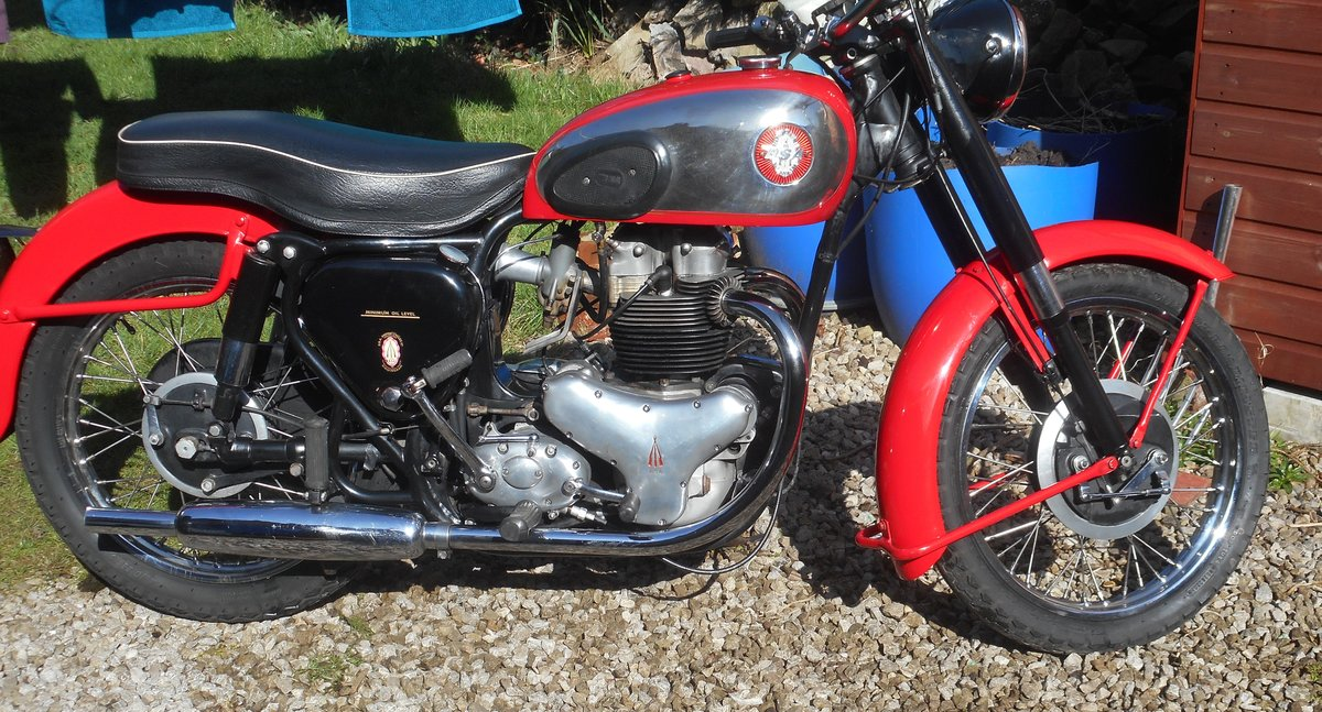 1959 BSA  A10 Super Rocket For Sale (picture 1 of 6)