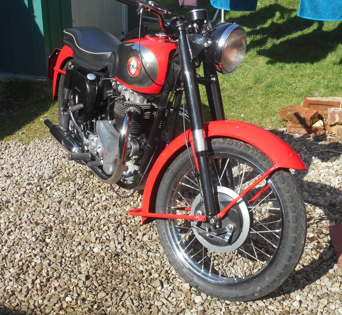 1959 BSA  A10 Super Rocket For Sale (picture 2 of 6)