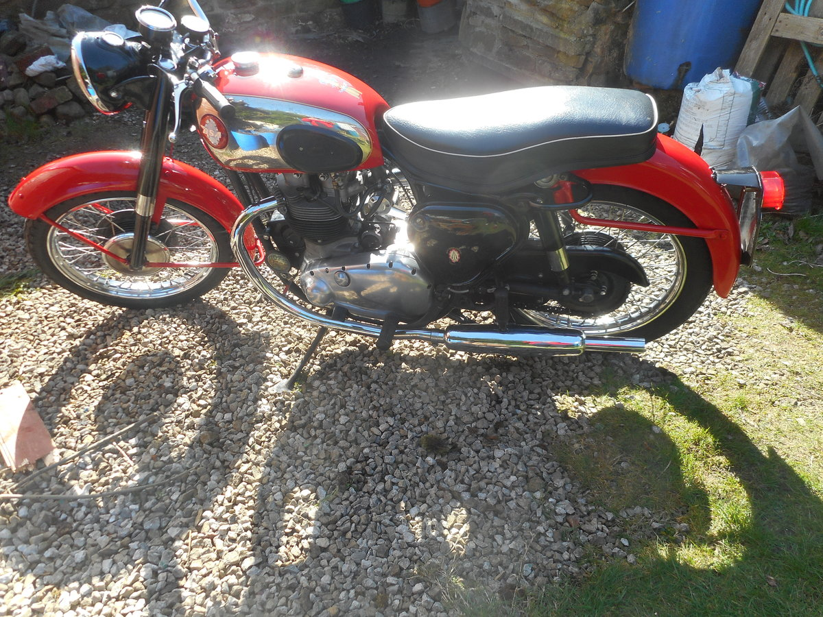 1959 BSA  A10 Super Rocket For Sale (picture 3 of 6)