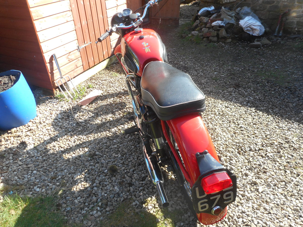 1959 BSA  A10 Super Rocket For Sale (picture 4 of 6)