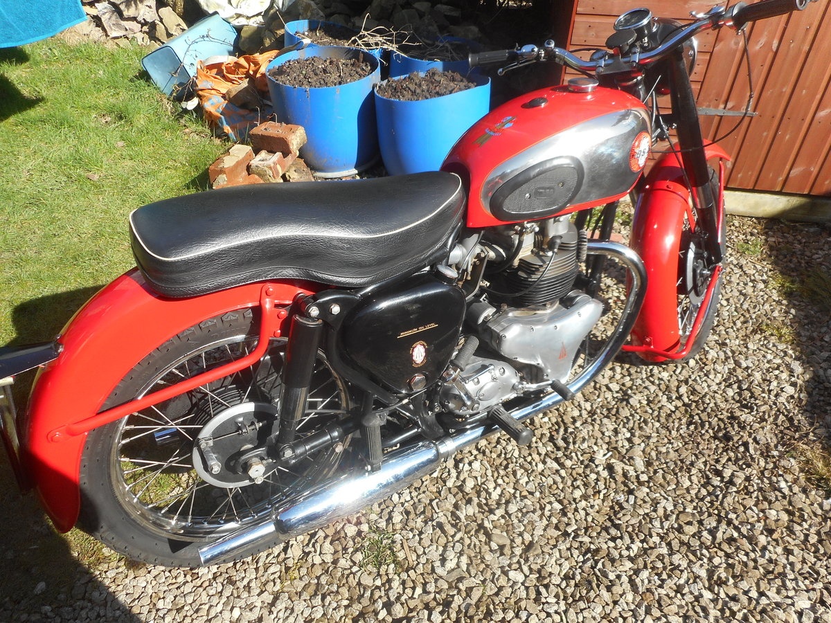 1959 BSA  A10 Super Rocket For Sale (picture 6 of 6)