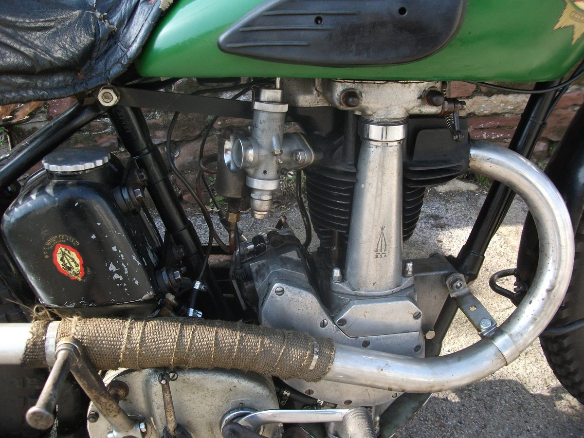 1938 BSA Empire Star SOLD (picture 2 of 6)
