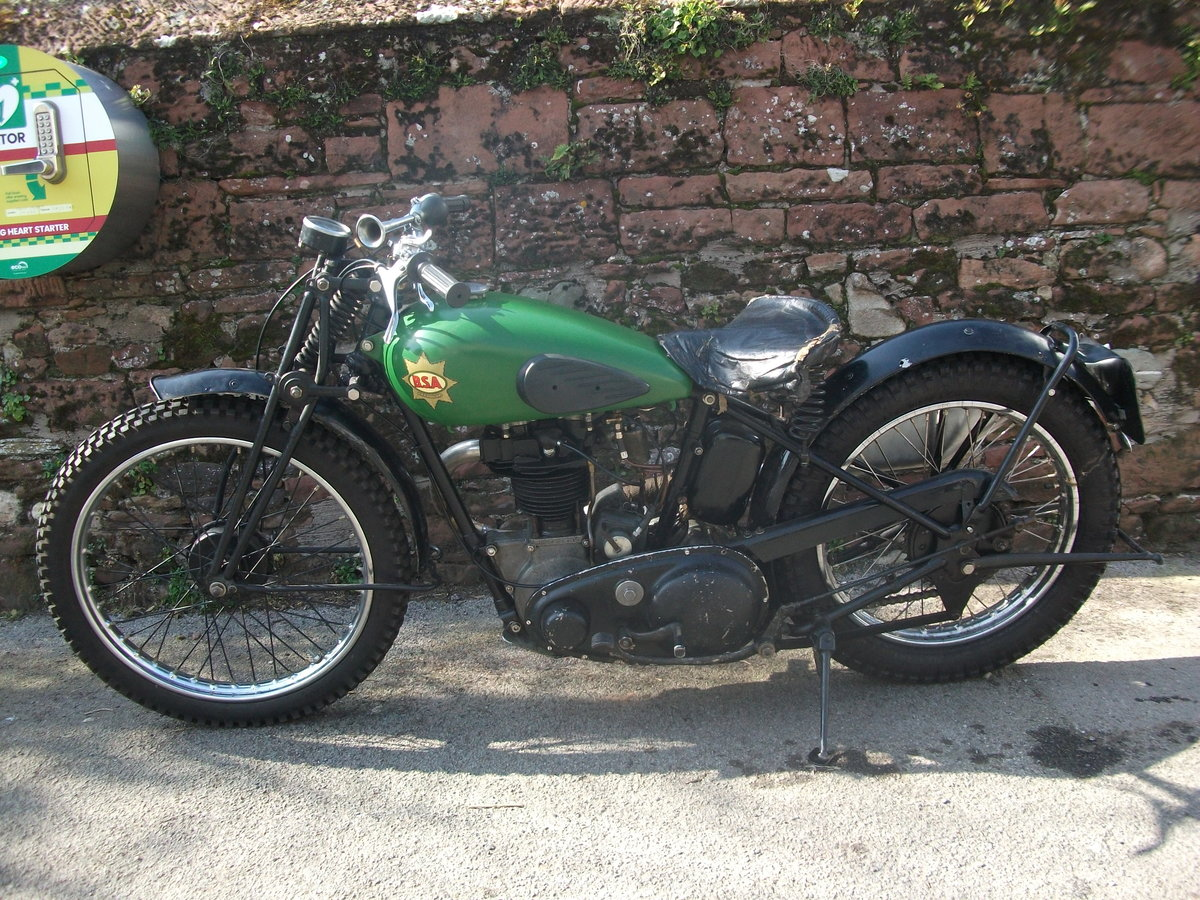 1938 BSA Empire Star SOLD (picture 3 of 6)
