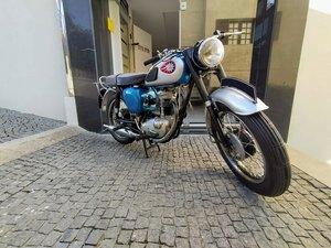 Picture of BSA  C15 250cc - 1965 For Sale